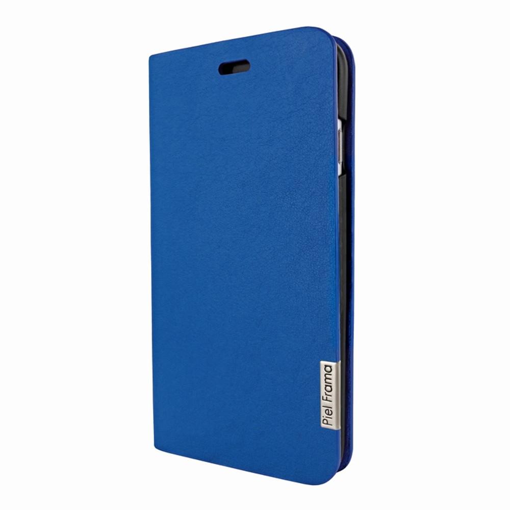 Piel Frama iPhone 7 / 8 FramaSlimCards Leather Case - Blue