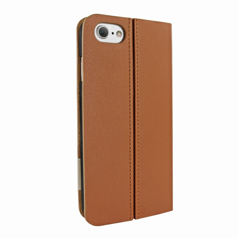 Piel Frama iPhone 7 / 8 FramaSlimCards Leather Case - Tan