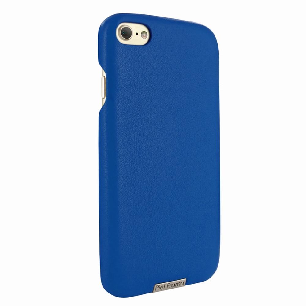Piel Frama iPhone 7 / 8 FramaSlimGrip Leather Case - Blue