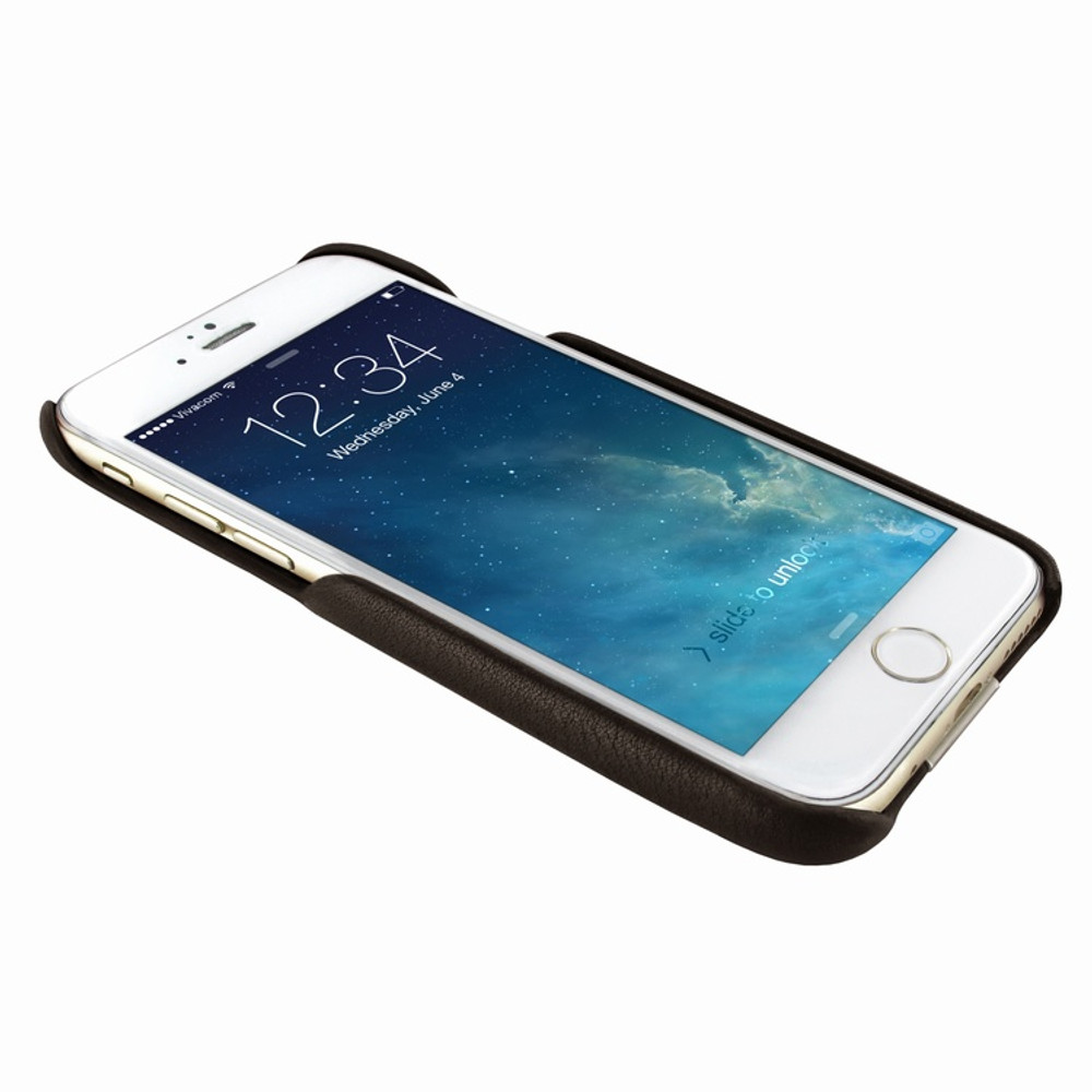 Piel Frama iPhone 7 / 8 FramaSlimGrip Leather Case - Brown
