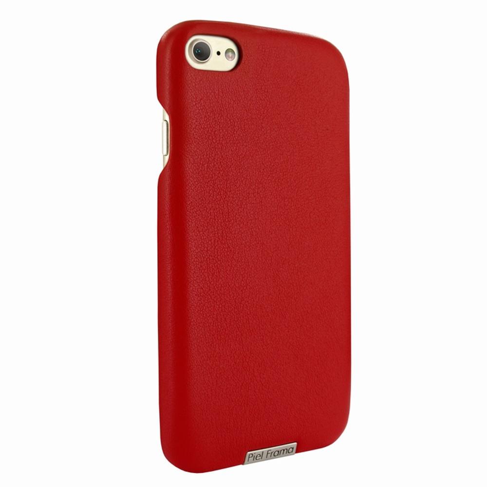 Piel Frama iPhone 7 / 8 FramaSlimGrip Leather Case - Red