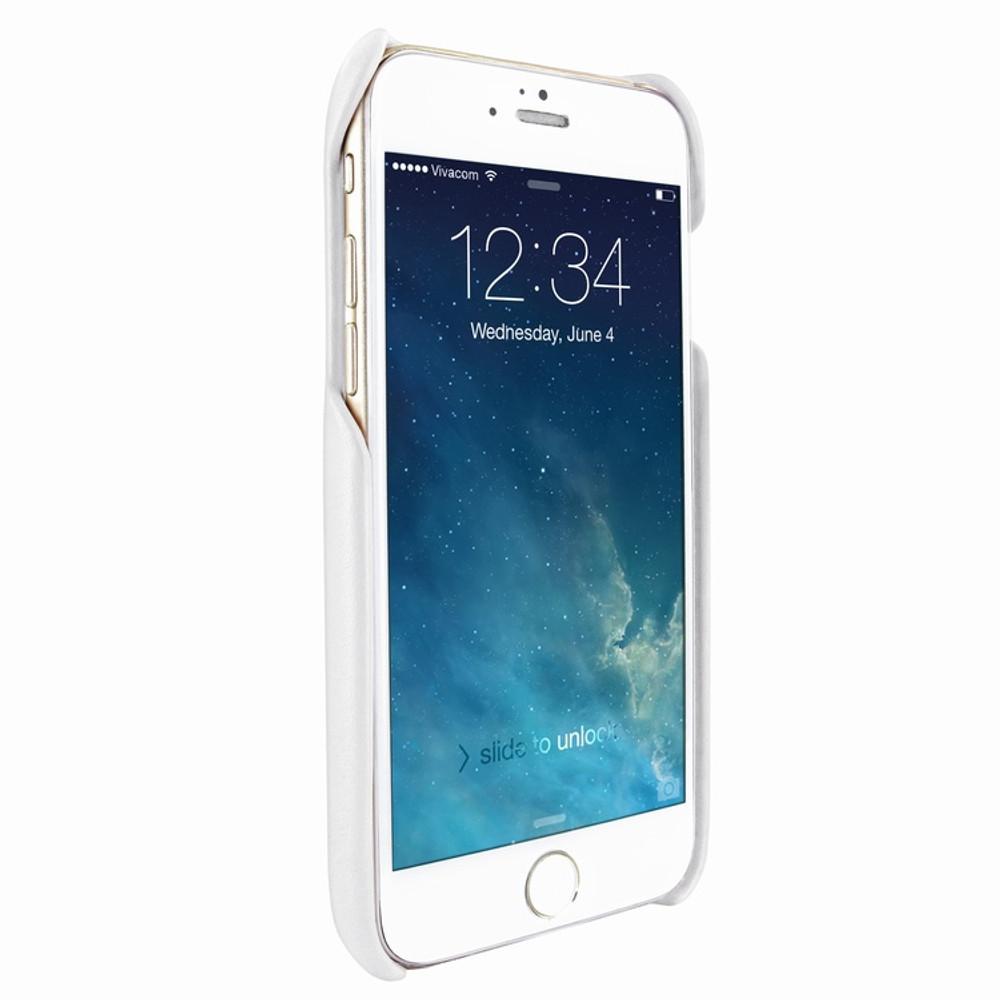 Piel Frama iPhone 7 / 8 FramaSlimGrip Leather Case - White