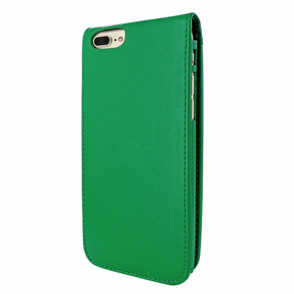 Piel Frama iPhone 7 Plus / 8 Plus Classic Magnetic Leather Case - Green