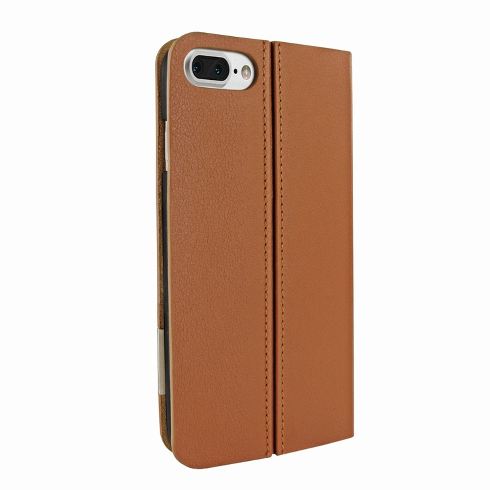 Piel Frama iPhone 7 Plus / 8 Plus FramaSlimCards Leather Case - Tan