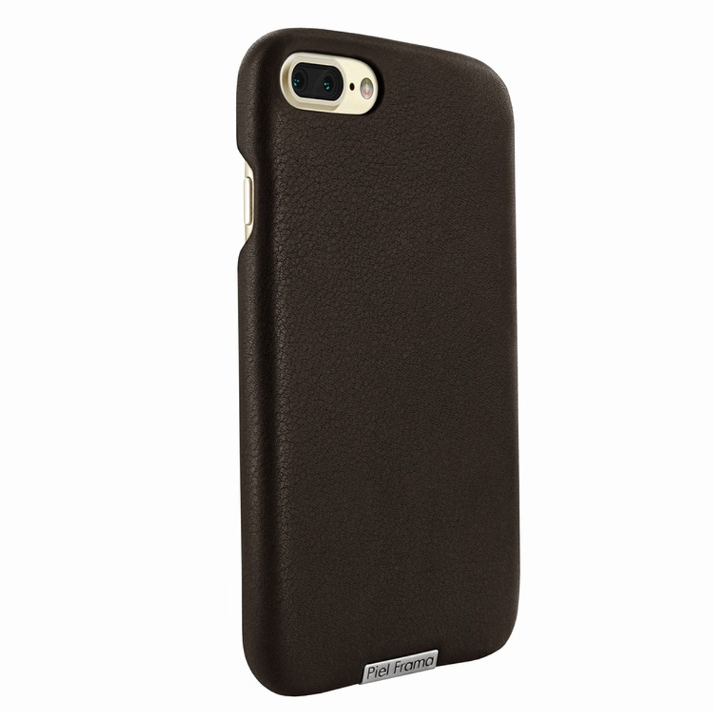 Piel Frama iPhone 7 Plus / 8 Plus FramaSlimGrip Leather Case - Brown