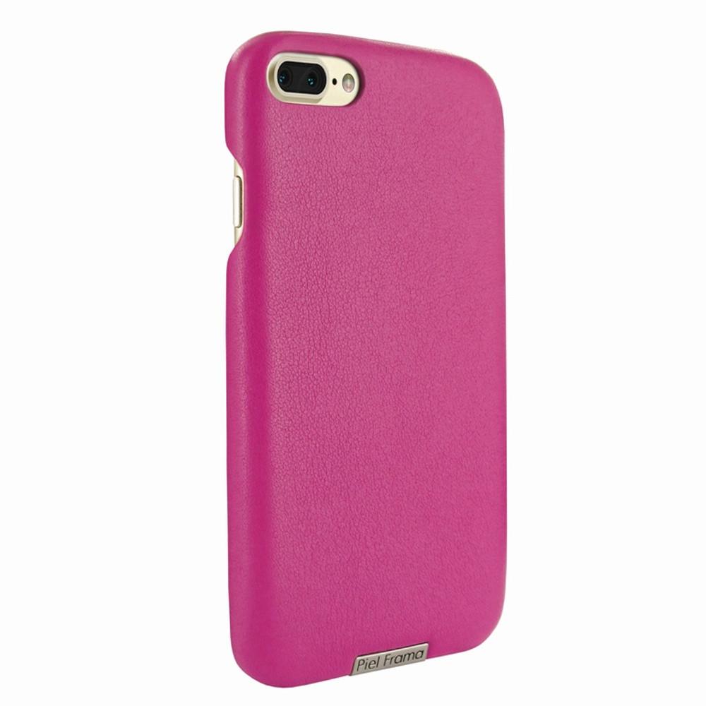 Piel Frama iPhone 7 Plus / 8 Plus FramaSlimGrip Leather Case - Fuchsia