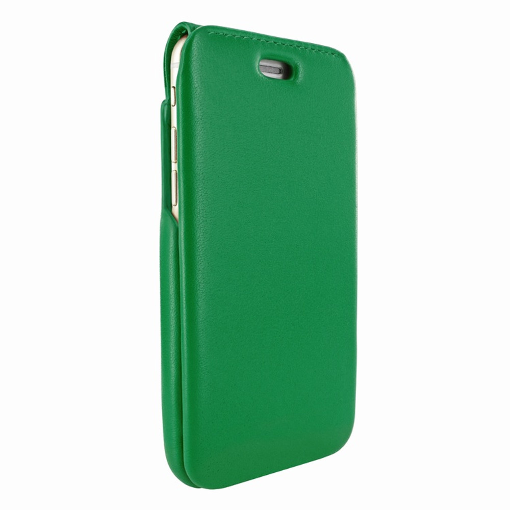 Piel Frama iPhone 7 Plus / 8 Plus iMagnumCards Leather Case - Green