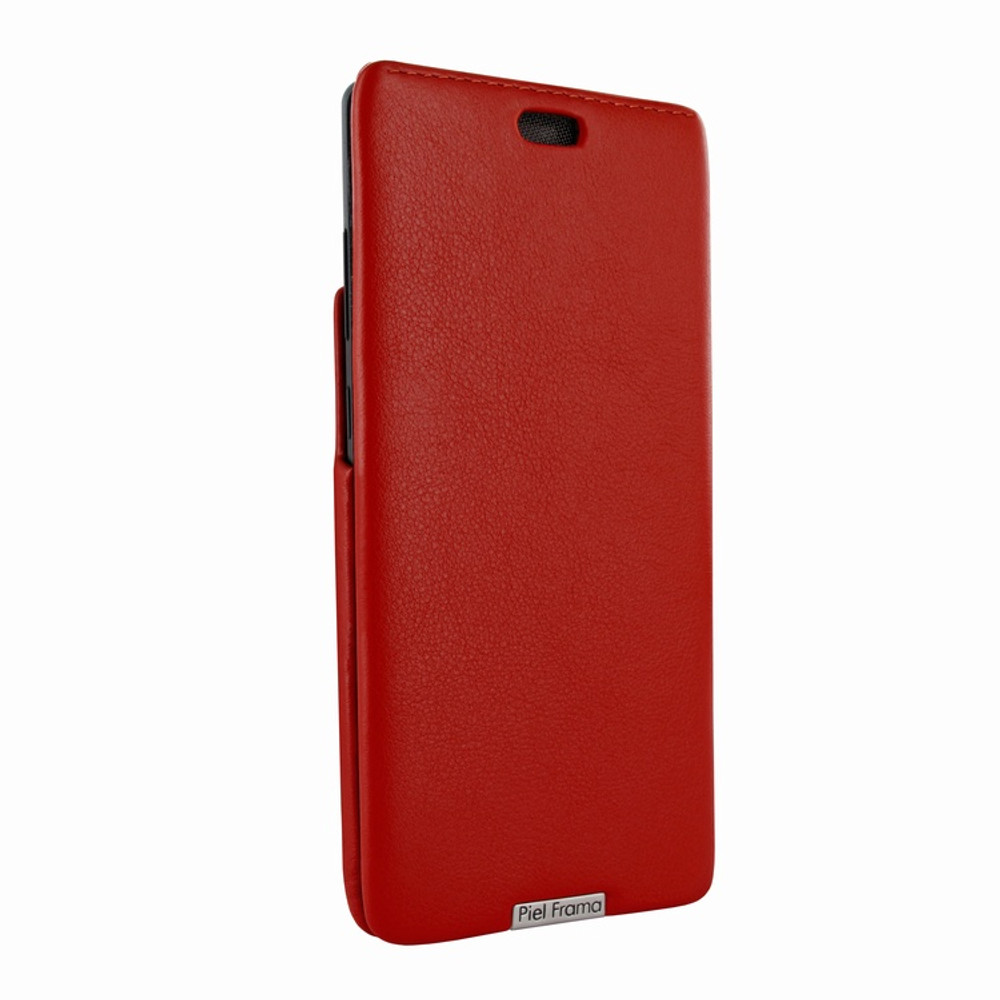 Piel Frama Samsung Galaxy Note 8 iMagnum Leather Case - Red