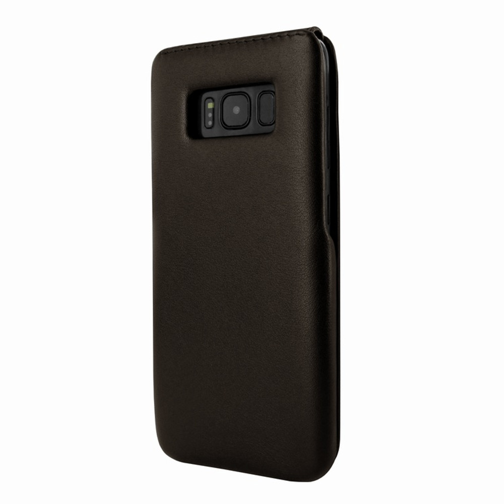 Piel Frama Samsung Galaxy S8 Plus iMagnum Leather Case - Brown