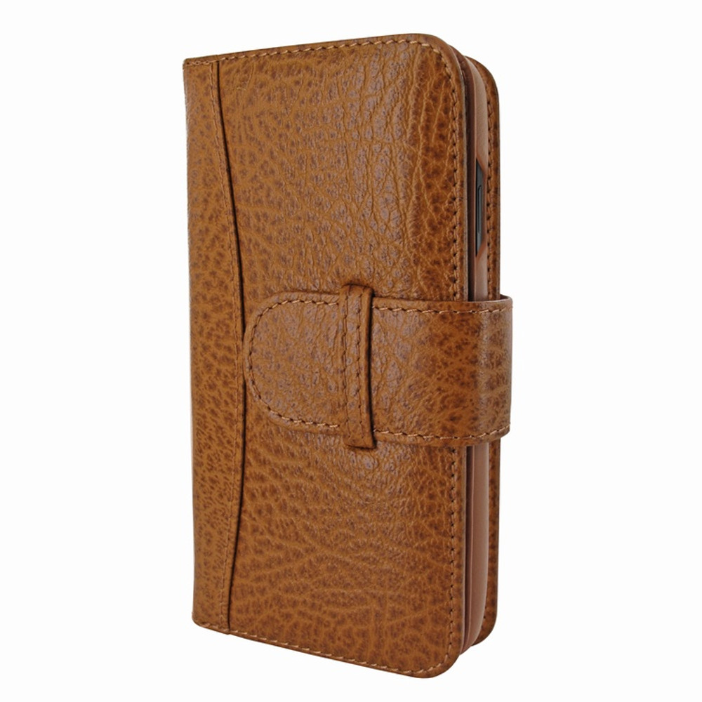 Piel Frama iPhone Xs Max WalletMagnum Leather Case - Tan iForte