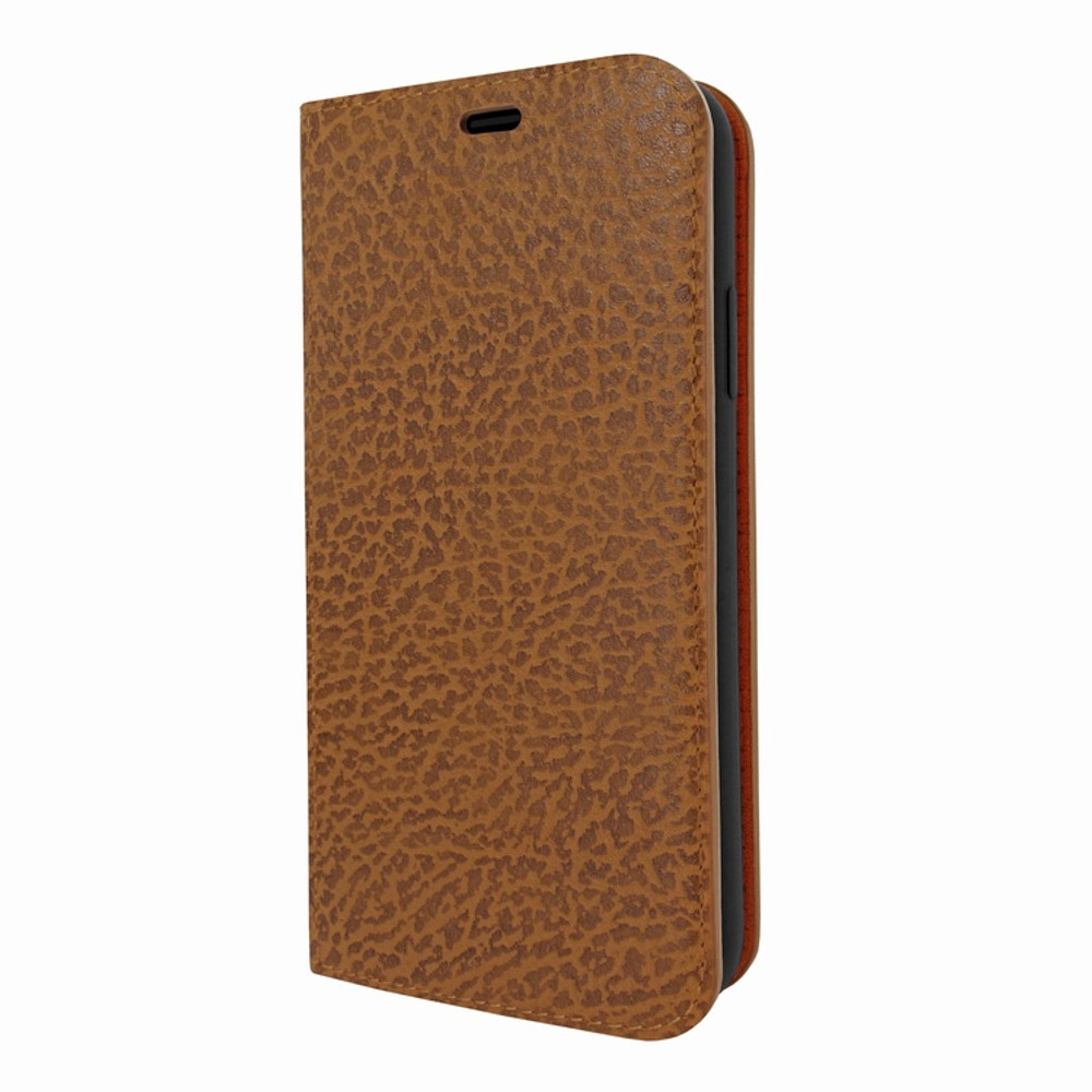 Piel Frama iPhone Xs Max FramaSlimCards Leather Case - Tan iForte