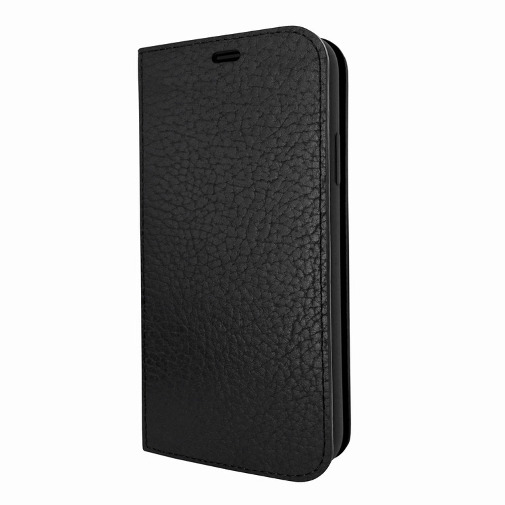 Piel Frama iPhone Xs Max FramaSlimCards Leather Case - Black iForte