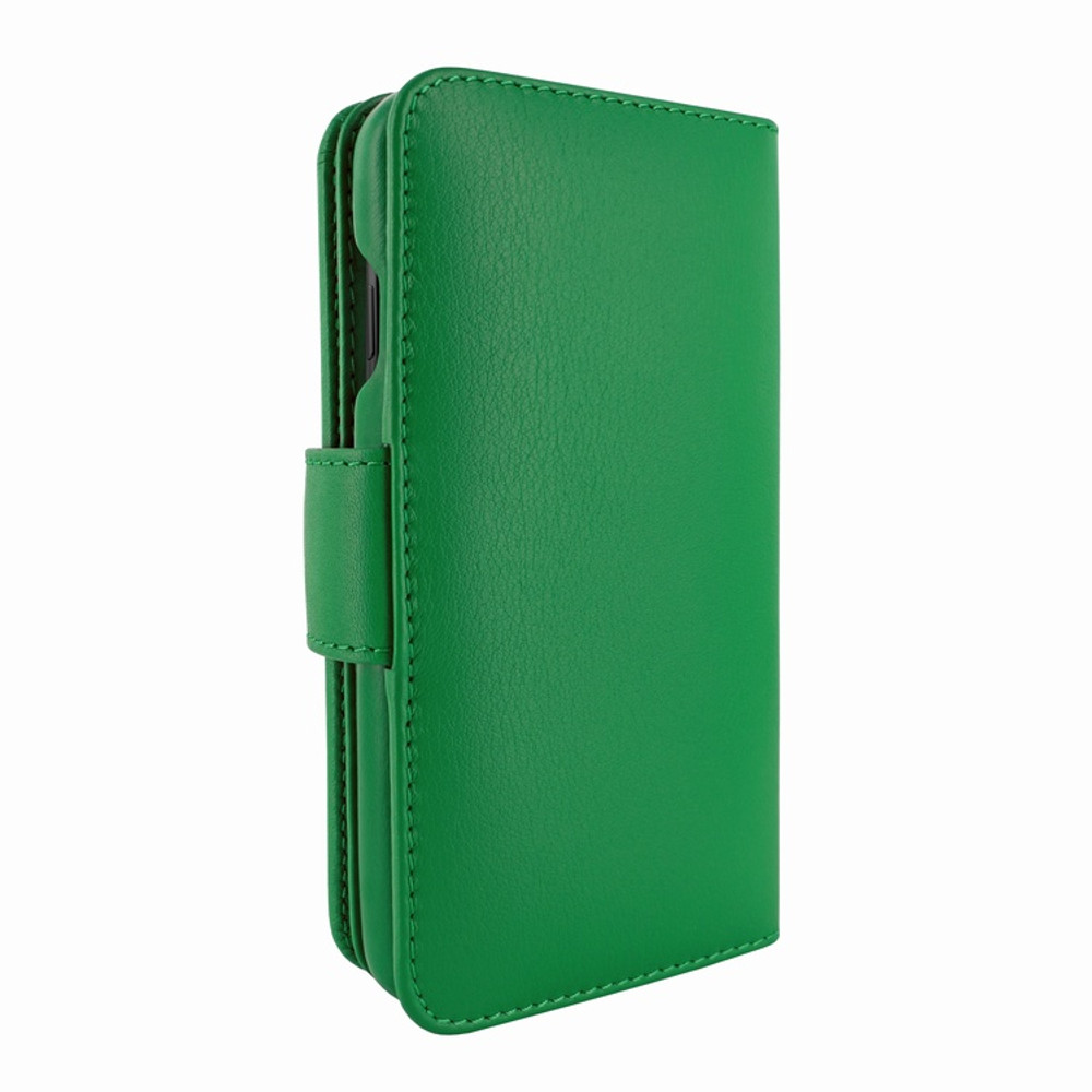 Piel Frama iPhone 11 Pro Max WalletMagnum Leather Case - Green