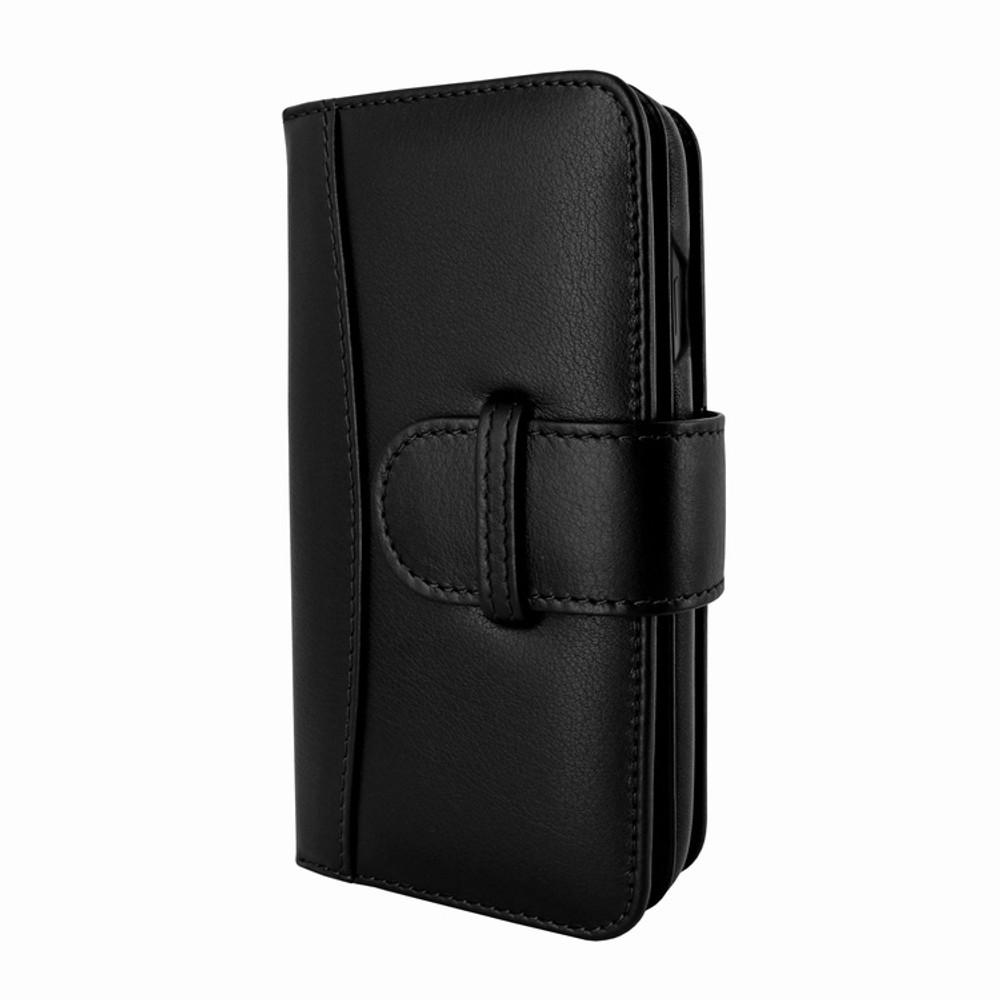 Piel Frama iPhone 11 Pro WalletMagnum Leather Case - Black