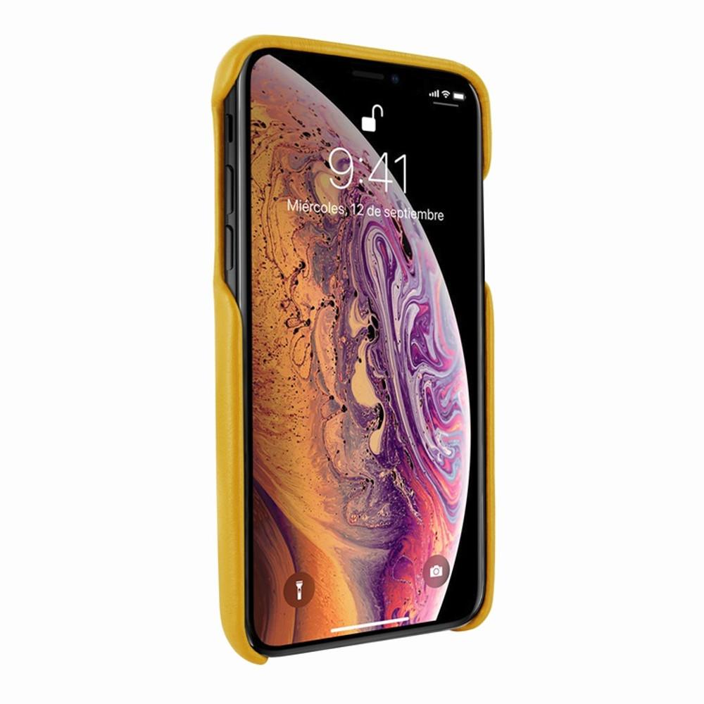 Piel Frama iPhone 11 Pro Max FramaSlimGrip Leather Case - Yellow