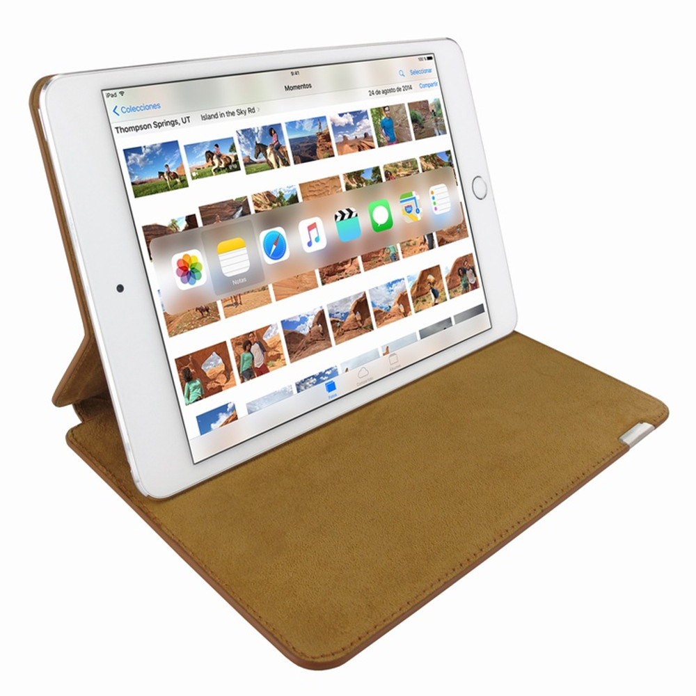 Piel Frama iPad Mini (2019) FramaSlim Leather Case - Tan