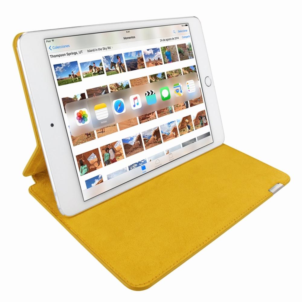 Piel Frama iPad Mini (2019) FramaSlim Leather Case - Yellow