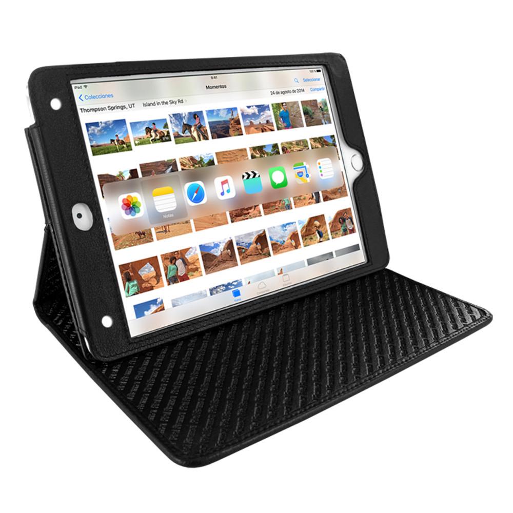 Piel Frama iPad Mini (2019) Cinema Leather Case - Black