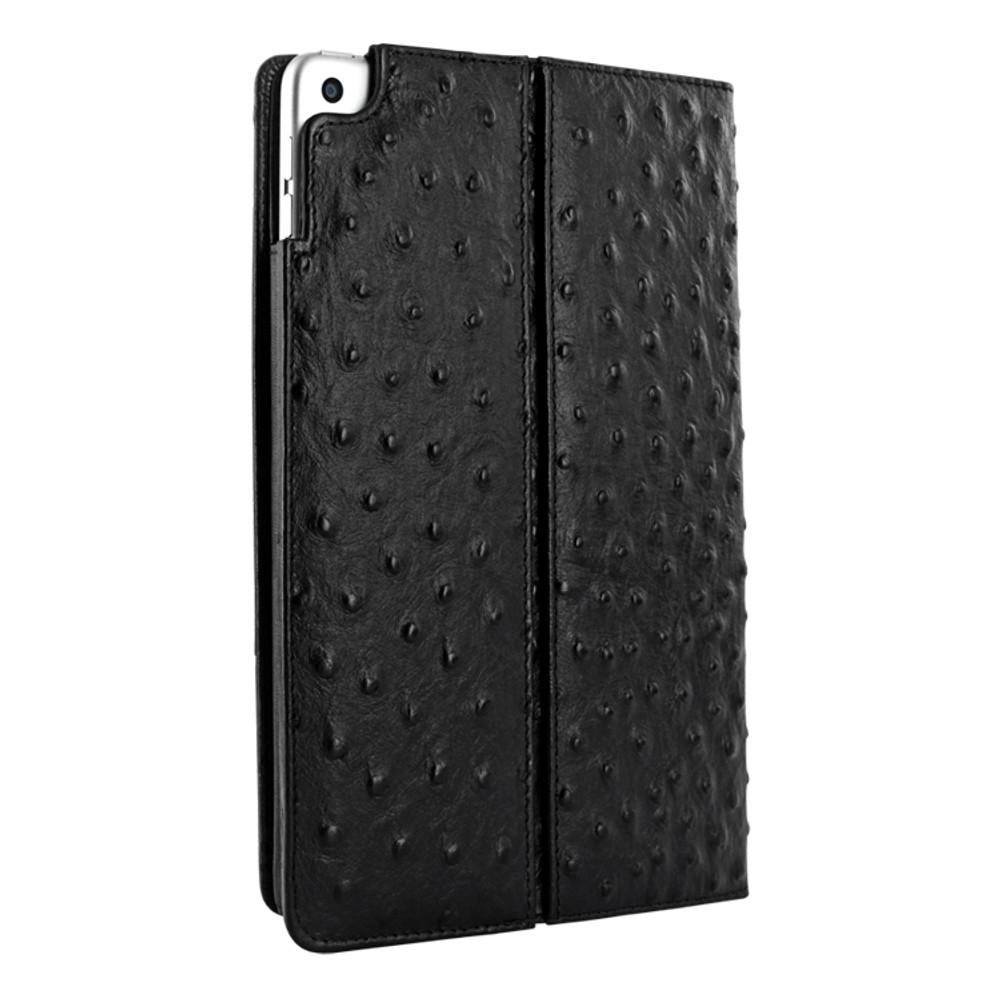 Piel Frama iPad Mini (2019) Cinema Leather Case - Black Cowskin-Ostrich