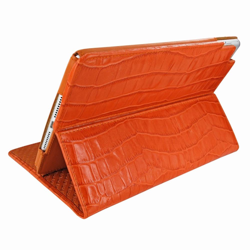Piel Frama iPad Mini (2019) Cinema Leather Case - Orange Cowskin-Crocodile