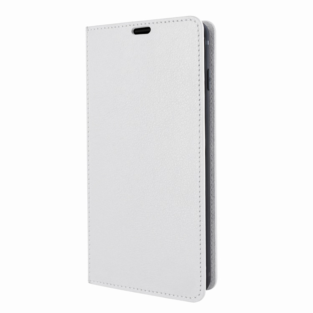 Piel Frama Samsung Galaxy S10e FramaSlimCards Leather Case - White