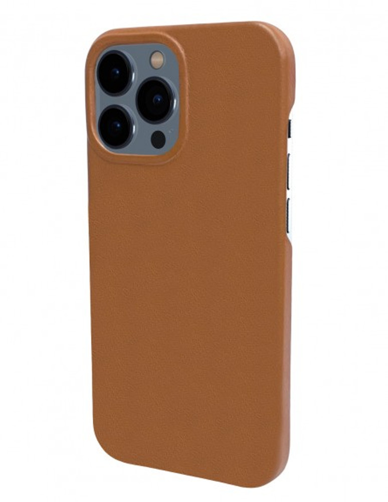 Piel Frama iPhone 13 Pro FramaSlimGrip Leather Case - Tan