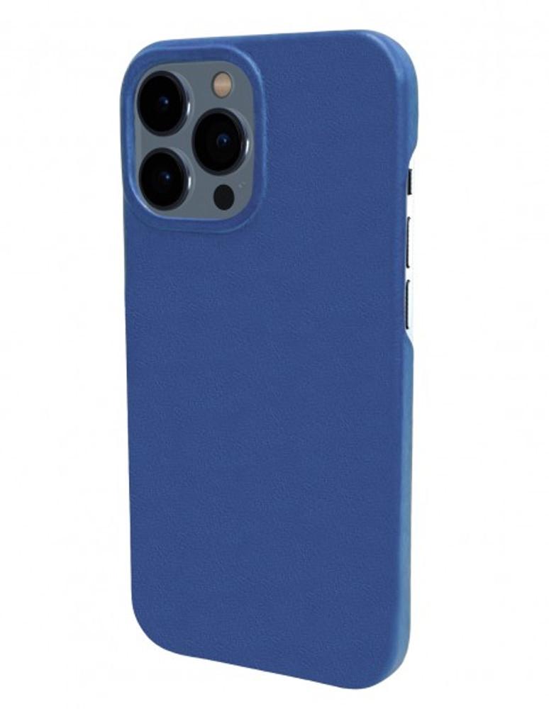 Piel Frama iPhone 13 Pro FramaSlimGrip Leather Case - Blue