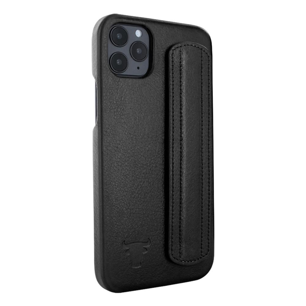 Piel Frama iPhone 12 | 12 Pro FramaSafe Leather Case - Black