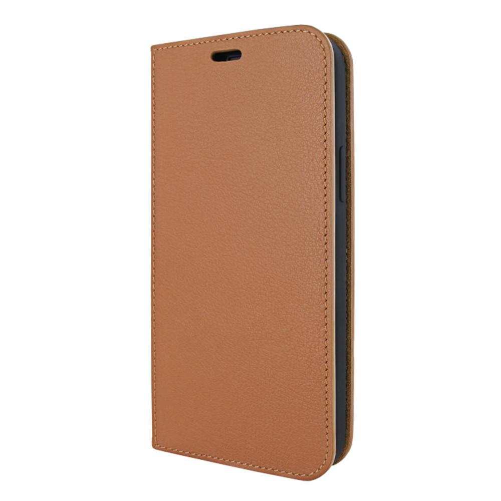 Piel Frama iPhone 12 | 12 Pro FramaSlimCards Leather Case - Tan