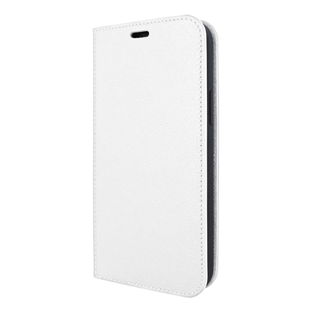 Piel Frama iPhone 12 Pro Max FramaSlimCards Leather Case - White