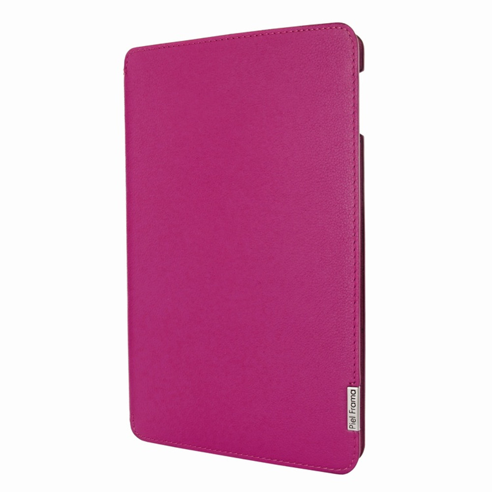 Piel Frama iPad Mini 4 FramaSlim Leather Case - Fuchsia
