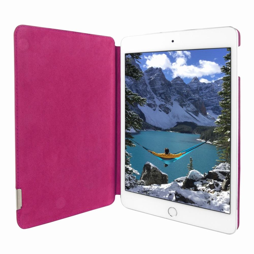 Piel Frama iPad Mini 4 FramaSlim Leather Case - Fuchsia