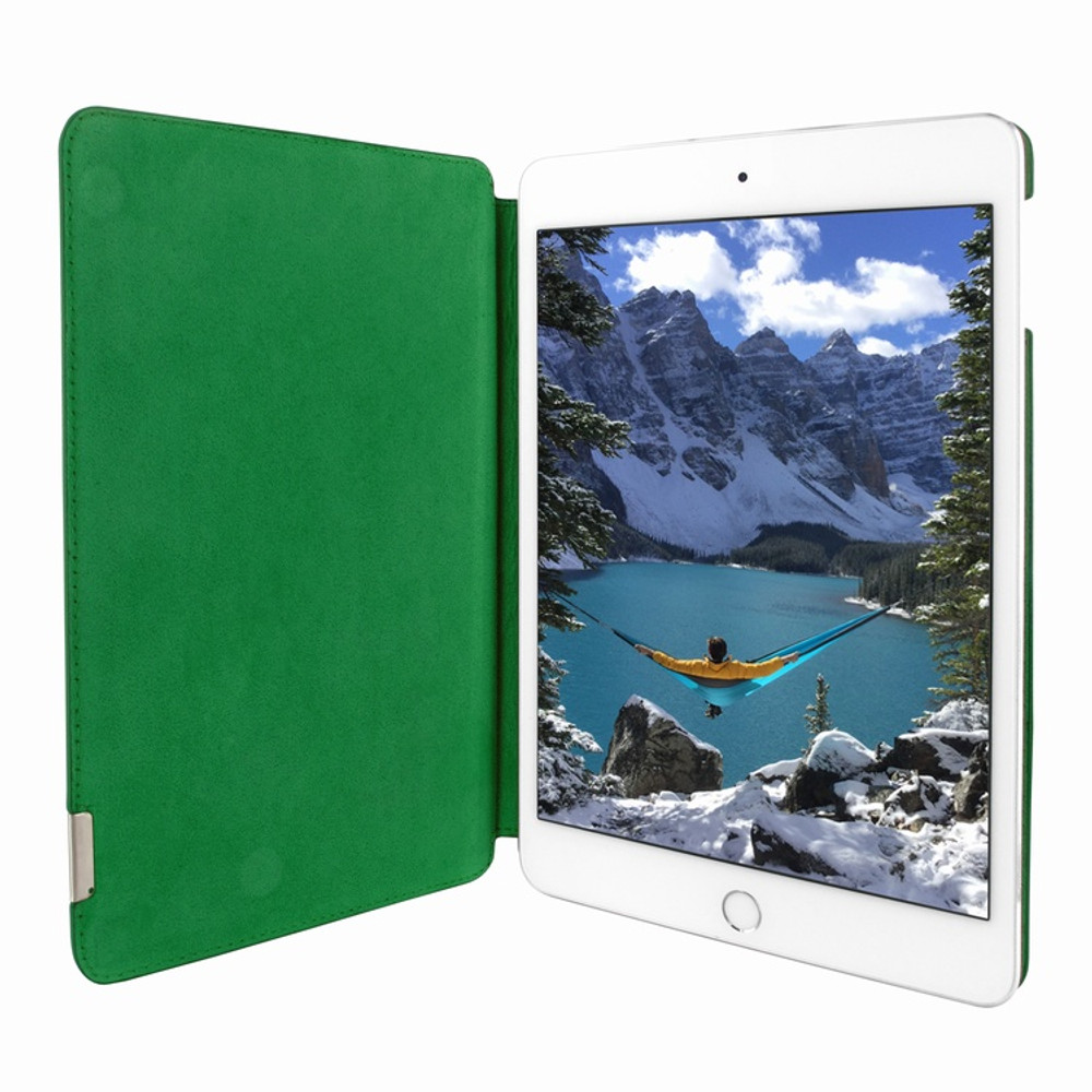 Piel Frama iPad Mini 4 FramaSlim Leather Case - Green