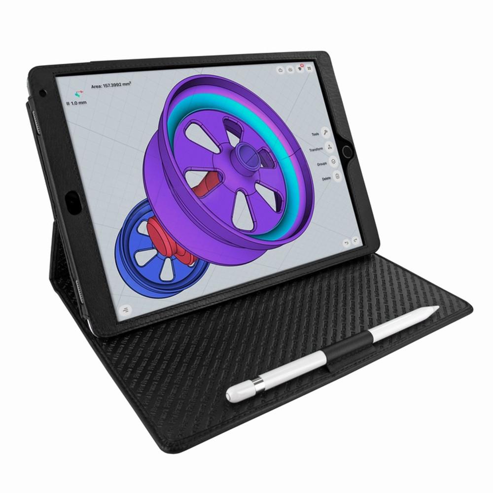 Piel Frama iPad Pro 10.5 Cinema Leather Case - Black