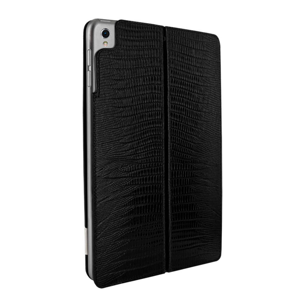 Piel Frama iPad Pro 10.5 FramaSlim Leather Case - Black Cowskin-Lizard