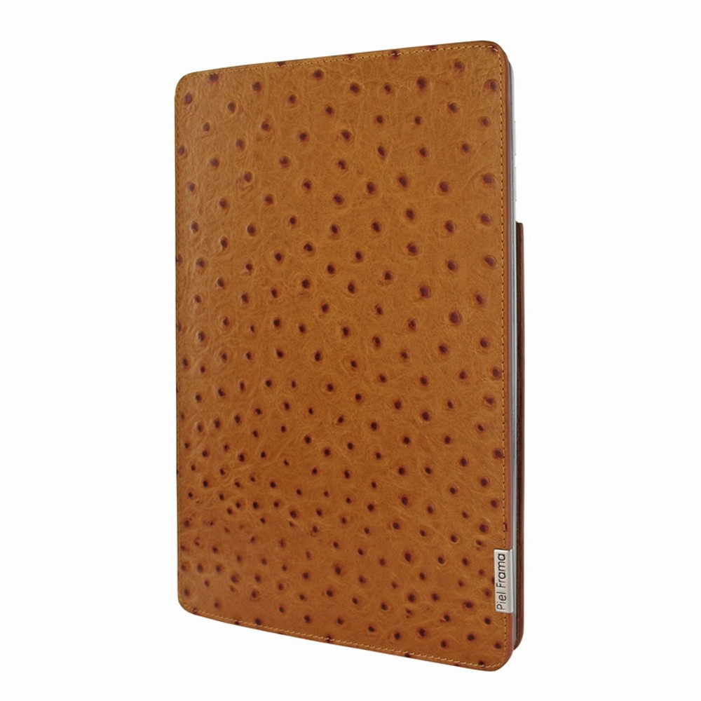 Piel Frama iPad Pro 12.9 2017 FramaSlim Leather Case - Tan Cowskin-Ostrich