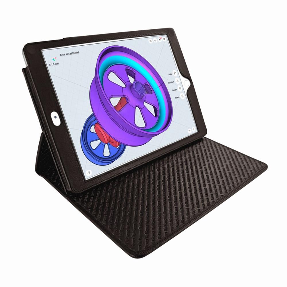 Piel Frama iPad Pro 12.9 2017 Cinema Leather Case - Brown