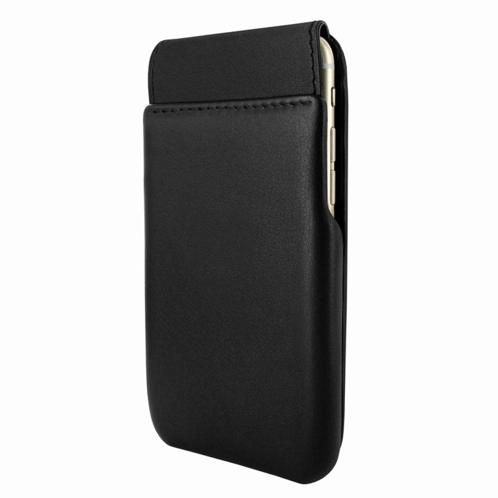 Piel Frama iPhone 6 / 6S / 7 / 8 UltraSliMagnum Leather Case - Black