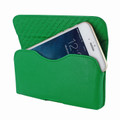Piel Frama iPhone 6 Plus / 6S Plus / 7 Plus / 8 Plus Horizontal Pouch Leather Case - Green
