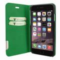 Piel Frama iPhone 7 / 8 FramaSlimCards Leather Case - Green