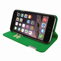 Piel Frama iPhone 7 / 8 FramaSlimCards Leather Case - Green