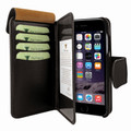 Piel Frama iPhone 7 / 8 WalletMagnum Leather Case - Brown