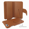 Piel Frama iPhone 7 / 8 WalletMagnum Leather Case - Tan