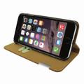 Piel Frama iPhone 7 Plus / 8 Plus FramaSlimCards - Tan iForte