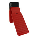 Piel Frama iPhone X / Xs iMagnum Leather Case - Red
