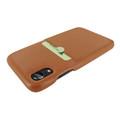 Piel Frama iPhone XR FramaSlimGrip Leather Case - Tan