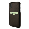 Piel Frama iPhone Xs Max FramaSlimGrip Leather Case - Brown