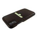 Piel Frama iPhone Xs Max FramaSlimGrip Leather Case - Brown