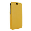 Piel Frama iPhone Xs Max iMagnum Leather Case - Yellow