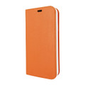 Piel Frama iPhone Xs Max FramaSlimCards Leather Case - Orange